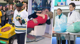 Rokerthon returns and our anchors get experimental!
