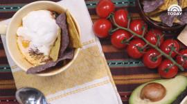 How to make huevos rancheros in a mug