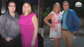 Man loses 157 pounds in a year
