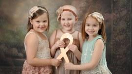 Three cancer survivors re-create photo that went viral