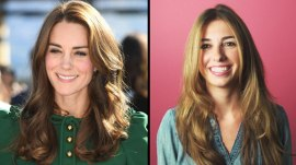 How to get Duchess Kate's bouncy, shiny waves at home