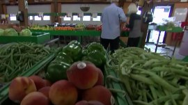 Recent warm weather might cost you more at the grocery store
