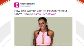 Cosmopolitan cancer controversy: Magazine under fire over weight loss story