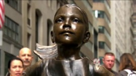 'Fearless Girl' violates my rights, claims Wall Street 'Charging Bull' sculptor