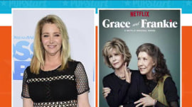 Lisa Kudrow joins the cast of 'Grace and Frankie'