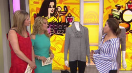 Convertible neckline tops, mix-and-match swimwear: Bobbie's Buzz for spring break