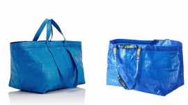 $2,145 Balenciaga bag looks just like Ikea's iconic 99-cent shopping bag