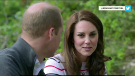 William and Kate open up about parenting: 'Nothing can prepare you for it'