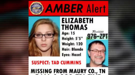 Missing teen Elizabeth Thomas returns home as details emerge on kidnapping