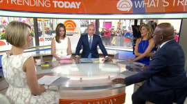 Is it OK to rinse raw meat and poultry? Al Roker says…