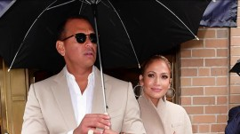 J.Lo opens up to Ellen about her relationship with A-Rod