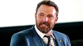 Ben Affleck: I won't push my kids into acting