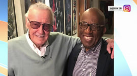 Al Roker reveals he's interviewing Bob Newhart, Stan Lee and composer Hans Zimmer