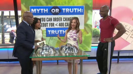 Chinese takeout with less than 400 calories? Joy Bauer busts diet myths