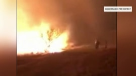 Sawmill Fire forces 200 people near Tucson to evacuate