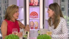 Would you nap with strangers in a gym? (Hoda Kotb wouldn't)