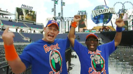 Al Roker looks back at his wild night at WrestleMania 33
