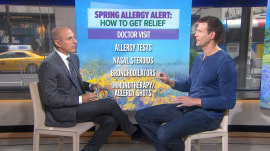 Achoo! Allergy relief strategies to help you as the pollen count rises