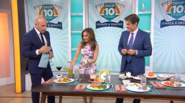 Drop 10 TODAY: Dr. Oz and Joy Bauer reveal how to eat healthy dinners, snacks