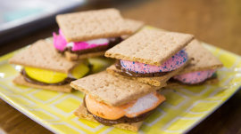 What to do with your leftover Easter Peeps: S'mores and more