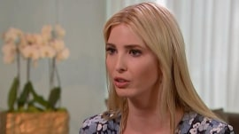 Ivanka Trump: 'A global humanitarian crisis is happening'