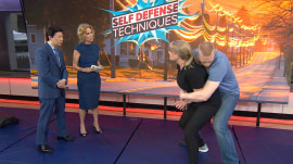 These self-defense moves could help keep you safe during spring break