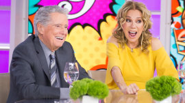 'Dad bod,' 'struggle bus': Kathie Lee and Regis tackle weird new words