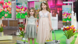 From lace to metallic, affordable (and adorable) Easter fashions for kids