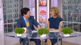 Ken Jeong: Mr. Chow's naked trunk scene in 'The Hangover' was my own idea
