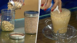 Overnight oats, 5-second latte: Great ways to amp up your morning