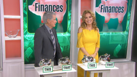 Should you lease a car, or buy it? Regis and Kathie Lee play 'This or That?'