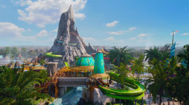 TODAY will attend grand opening of Volcano Bay, Universal's first water park