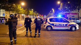 ISIS reportedly claims responsibility for Paris attack that left 1 officer dead