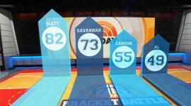 Matt Lauer is the big winner in TODAY's March Madness bracket battle