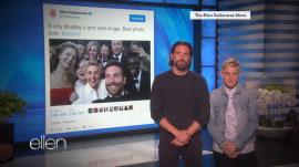 It's Ellen DeGeneres vs. 'Nugget Boy' in epic Twitter retweet battle