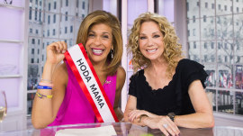 See Hoda Kotb's tearful reunion with Kathie Lee Gifford: 'Where's my other girl?'