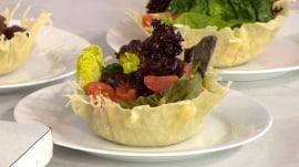 Parmesan bowl, egg baked in avocado: See Adam Richman's genius kitchen hacks