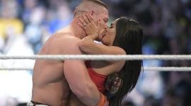 See John Cena's sweet proposal to Nikki Bella during WrestleMania