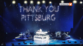 Chainsmokers' thank you to 'Pittsburg' spells embarrassment for band