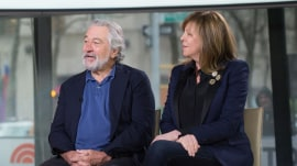 Robert De Niro talks about Tribeca Film Festival and 'Godfather' reunion