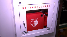 An AED saved Bob Harper, but could you find one in an emergency?