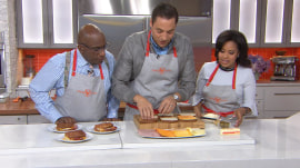 Perfect grilled cheese: 'Sandwich King' Jeff Mauro reveals secrets