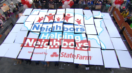 Neighbors Helping Neighbors: TODAY teams with State Farm for new series