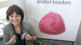 This knitted accessory is helping women who had mastectomies