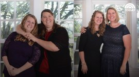 How these 2 sisters lost 245 pounds, combined