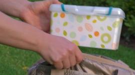 This diaper bag hack is pretty dang smart