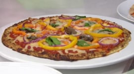 Enjoy guilt-free pizza while dining out or at home: Joy's Diet SOS