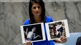 UN Ambassador Nikki Haley to visit refugee camps for Syrians