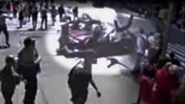 New video shows Richard Rojas barreling through crowds in Times Square
