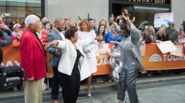 Watch this 80-year-old mom get a Mother's Day surprise from Hoda and Patti LaBelle